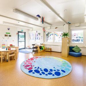 Spielzimmer der Eulengruppe | Foto: Studio Thomas Köhler im Auftrag der Container Rent Petri GmbH